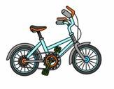 Bicicleta para as crianças