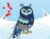 Coruja do inverno