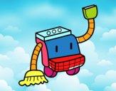 Robô de limpeza