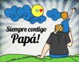 Sempre com você pai