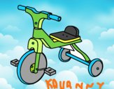 Triciclo infante
