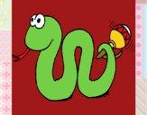 Serpente cascavel