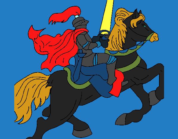 desenho de soldado feito por josué ok pintado e colorido por