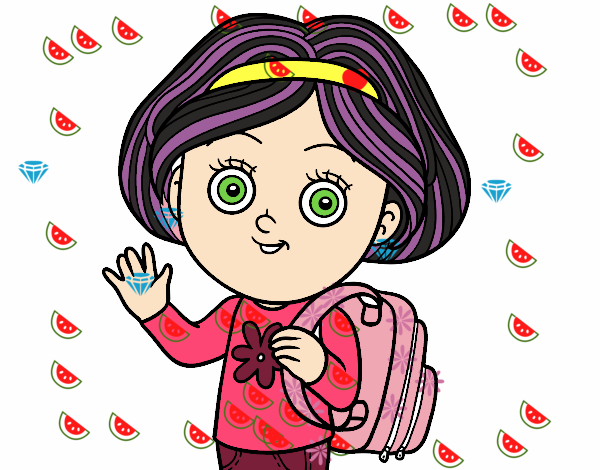 Garota da escola