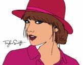 Taylor Swift com chapéu