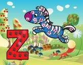 Z de Zebra