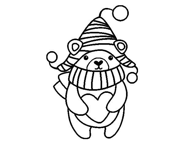 Dibujos Animados De Amor De Disney Para Colorear Dibujos: Desenho De Amor Do Inverno Para Colorir