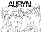 Desenho de Auryn para colorear