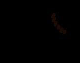Desenho de Brochette para colorear