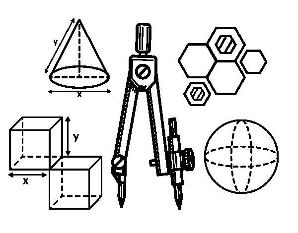 Desenho de Desenho técnico para Colorir