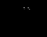 Dibujo de Vampiro aterrorizador