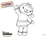 Desenho de Doutora Brinquedos - Lambie para colorear