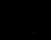 Desenho de Fauno tocando a flauta para colorear
