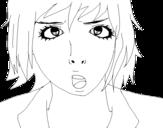 Desenho de Hey Ammy para colorear