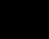 Desenho de Hora do Saquê para colorear