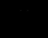 Dibujo de Júpiter