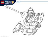 Desenho de Lance Richmon para colorear