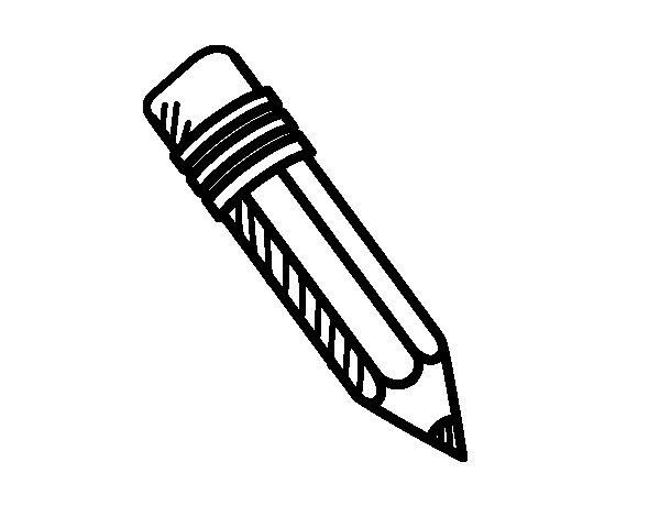 Desenho de Lápis HB para Colorir