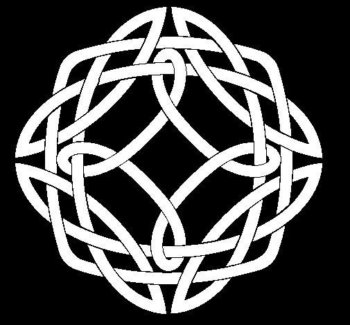 Desenho de Mandala 47 para Colorir