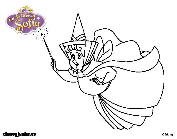 Desenho De Princesinha Sofia