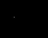 Desenho de Pterodáctilo a voar para colorear