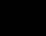 Desenho de Supervaca para colorear