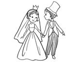 Desenhos de Casamentos
