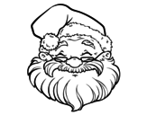 Desenhos de Papai Noel