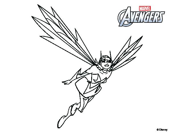 Desenho De Vingadores