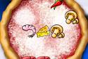 Jogar a A pizza perfeita da categoria Jogos de puzzle