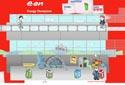 Jogar a Aprenda a reciclar da categoria Jogos educativos