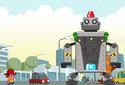 Jogar a Big Evil Robots da categoria Jogos de estratégia