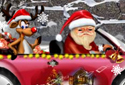 Carro do Papai Noel