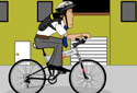 Corrida de bicicleta
