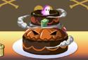 Escuro pastelaria
