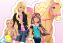 Jogar a Família da Barbie da categoria Jogos para meninas