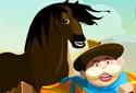 Granja de cavalos