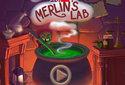 Jogar a Laboratório do Merlin da categoria Jogos de puzzle