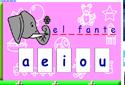 Jogar a Letras rebeldes da categoria Jogos educativos