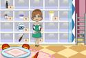 Jogar a Loja de cosméticos da categoria Jogos para meninas