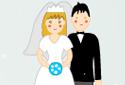 Seu bolo de casamento