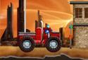 Super caminhão de bombeiros
