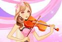 Violinista de cerimônias