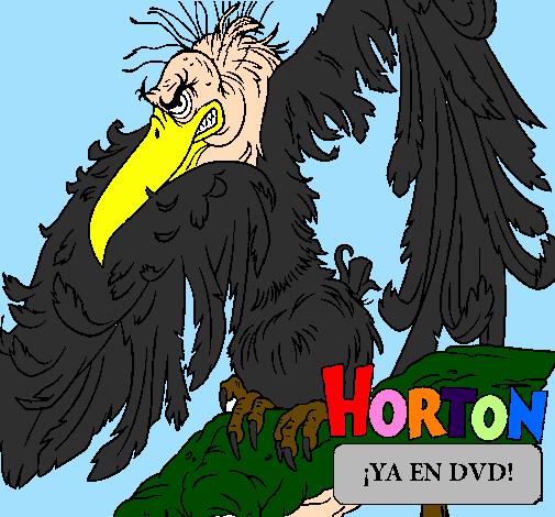 Desenho De Horton Vlad Pintado E Colorido Por Usuario Nao
