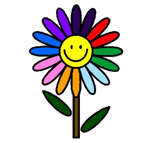 Desenho De Margarida Pintado E Colorido Por Usuario Nao Registrado