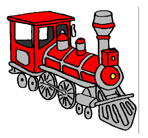 desenhos de comboios comboios pintados e coloridos mas visitados