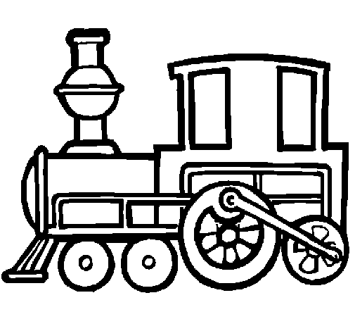 Desenho De Comboio Pintado E Colorido Por Usuario Nao Registrado O
