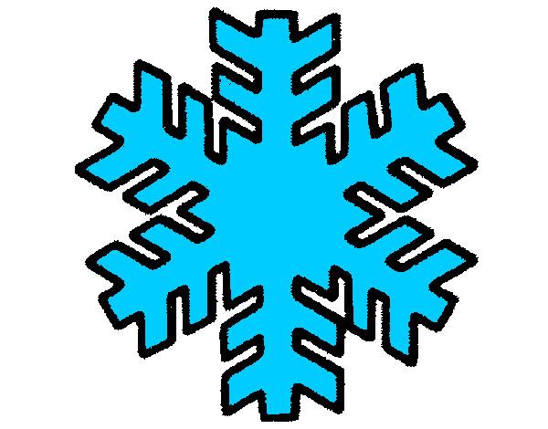 Desenho De Natal Com Neve Pintado E Colorido Por Vito O Dia 13 De