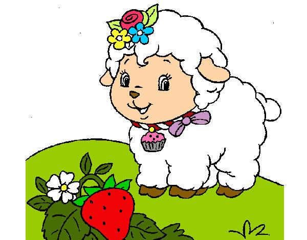 Desenhos De Animais Ovelhas Pintados E Coloridos Mas Visitados