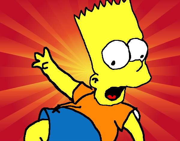 Desenhos De Marcas Os Simpson Pintados E Coloridos Mas Visitados